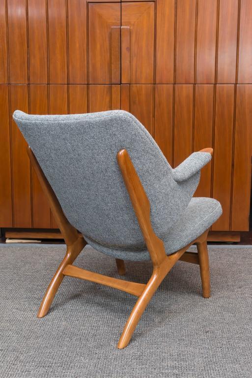 Scandinavian Modern Lounge Chair 5