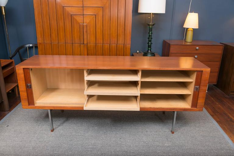 "Danish Hans J Wegner ""President"" Credenza For Sale"