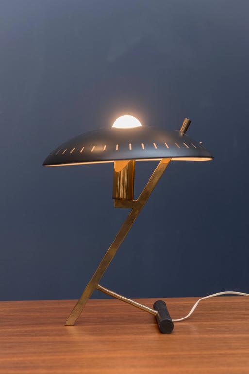 Louis Kalff Desk Lamp for Phillips 8