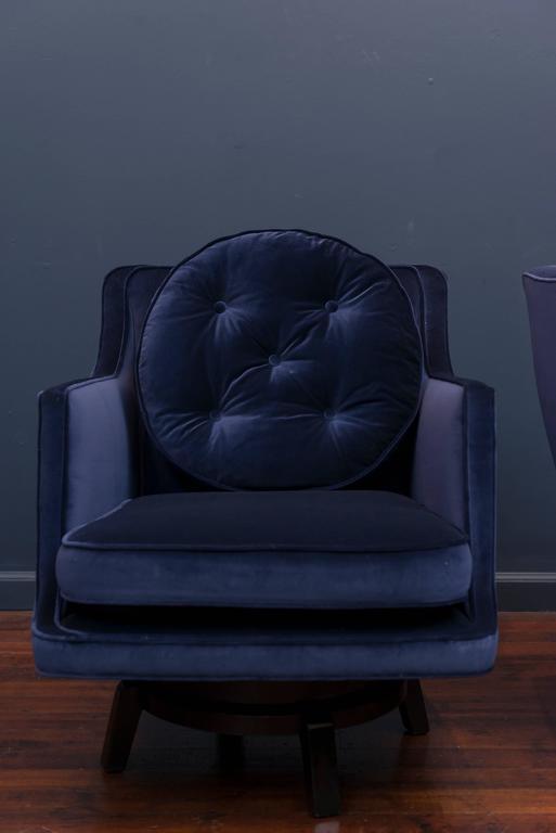 Dunbar Swivel Lounge Chairs 2