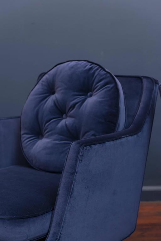 Dunbar Swivel Lounge Chairs For Sale 1