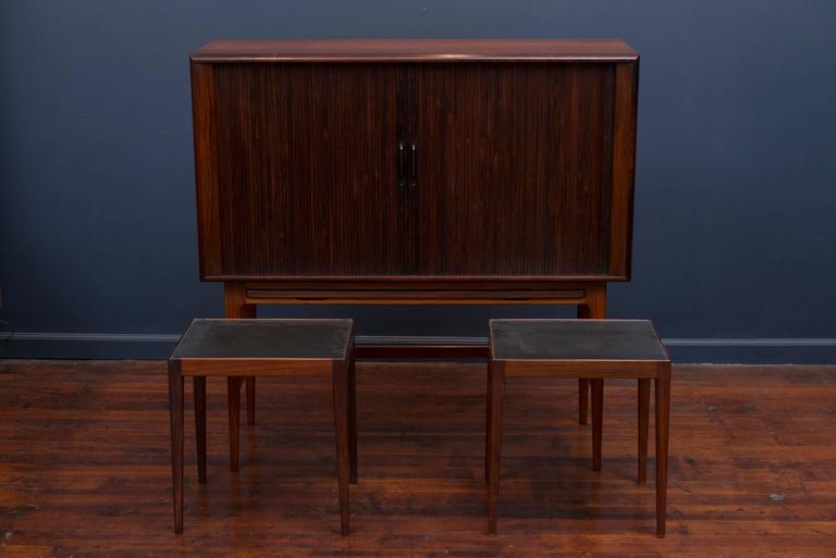 Kurt Ostervig Rosewood Bar Cabinet 3
