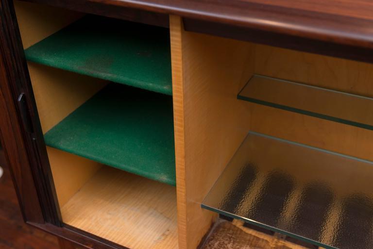 Kurt Ostervig Rosewood Bar Cabinet 7
