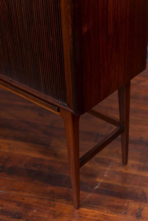 Kurt Ostervig Rosewood Bar Cabinet 10