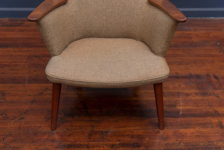 Danish Hans Wegner AP-27 Armchair For Sale