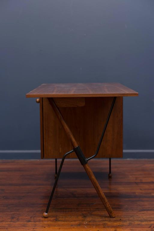 Mid-20th Century Greta Grossman Desk For Sale