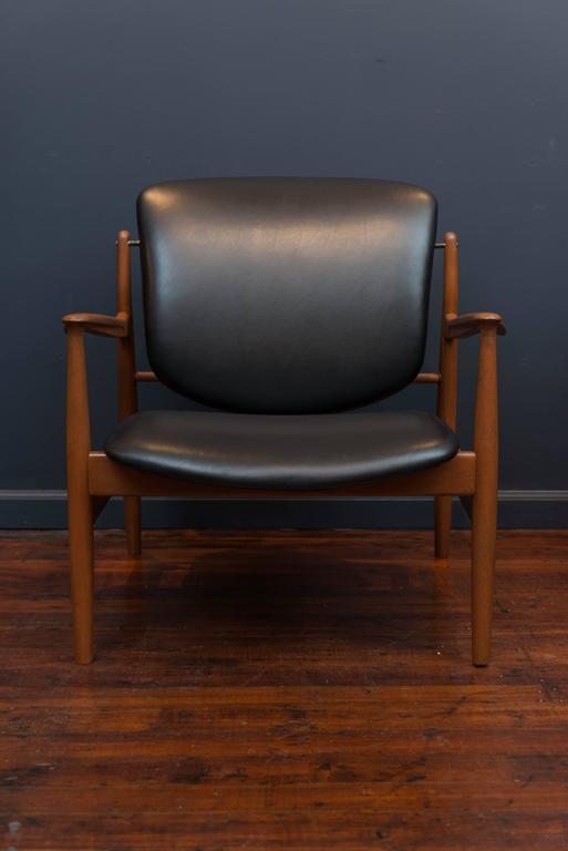 Finn Juhl Lounge Chairs FD 136 3