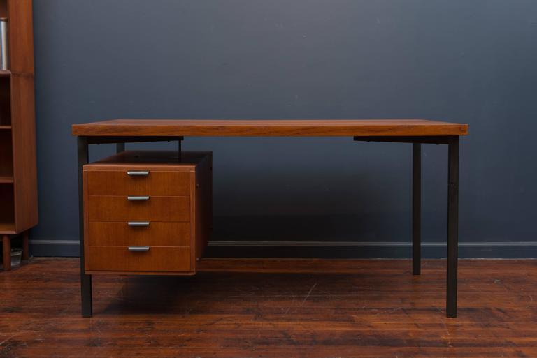 German Herbert Hirche Desk for Christian Holzapfel For Sale