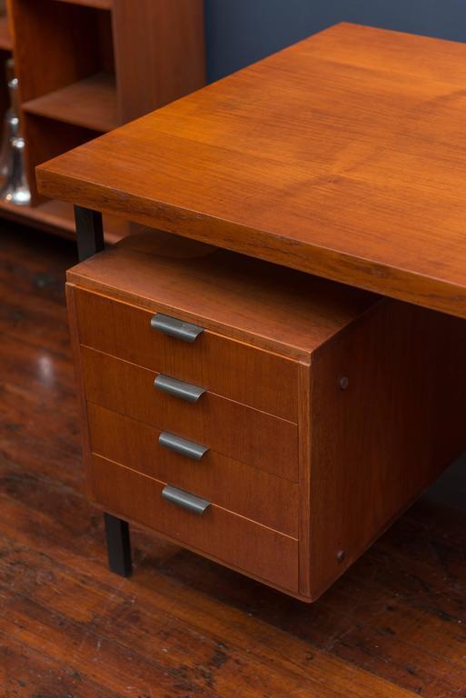 Herbert Hirche Desk for Christian Holzapfel For Sale 1