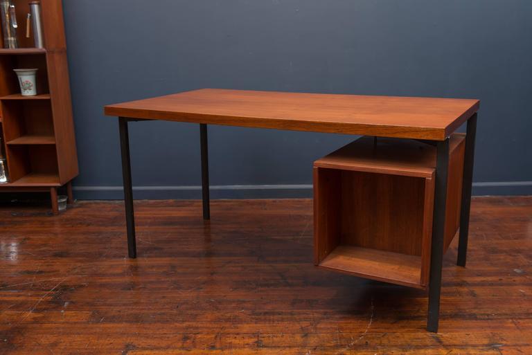 Herbert Hirche Desk for Christian Holzapfel For Sale 2