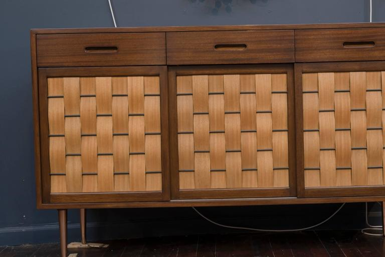 Mid-Century Modern Edward Wormley for Dunbar Credenza For Sale