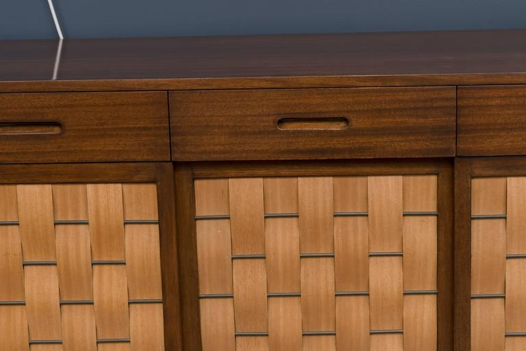 Edward Wormley for Dunbar Credenza In Good Condition For Sale In San Francisco, CA