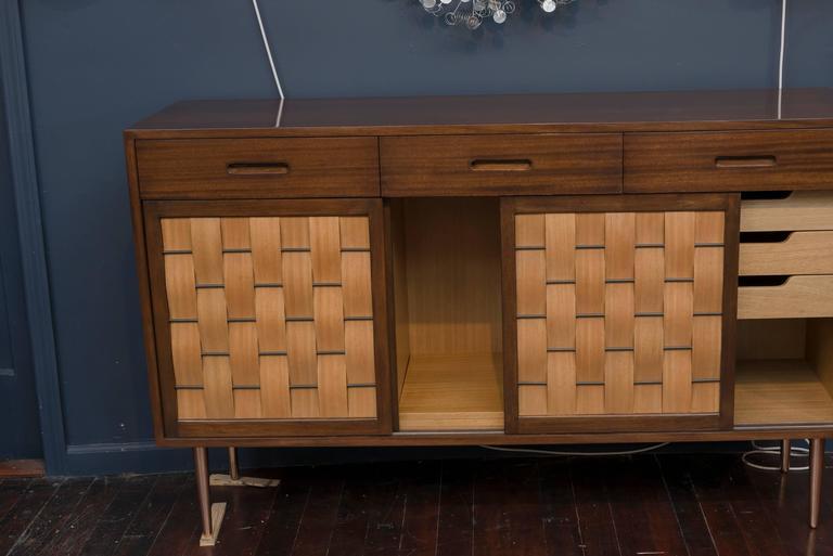 Edward Wormley for Dunbar Credenza For Sale 1
