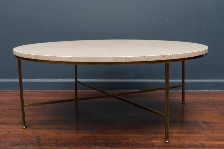 Mid-20th Century Paul McCobb Round Coffee Table For Sale