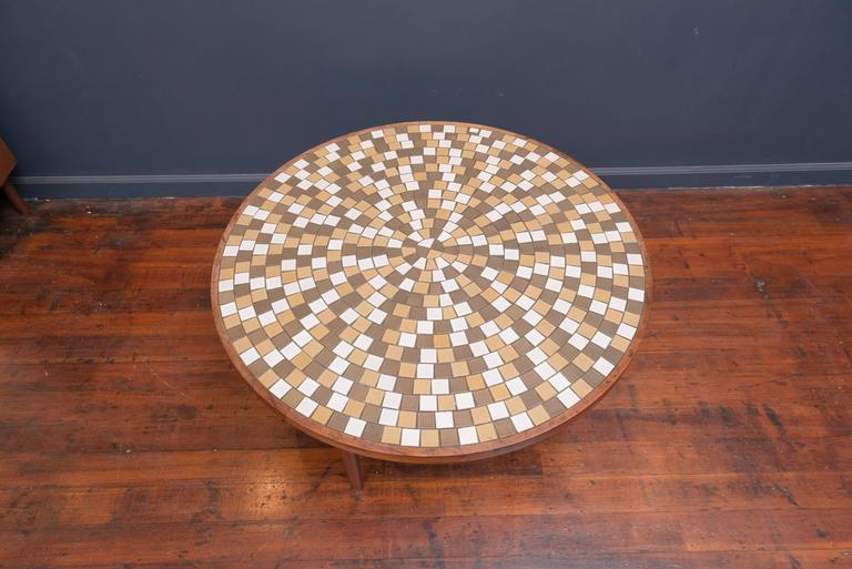 American Gordon and Jane Martz Coffee Table For Sale
