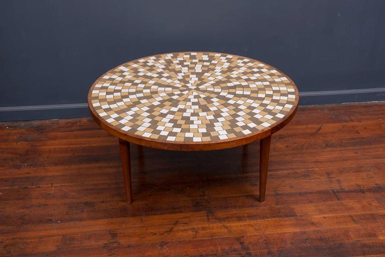 Gordon and Jane Martz Coffee Table In Good Condition For Sale In San Francisco, CA