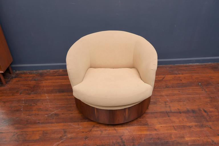 George Mulhauser for Plycraft Swivel Lounge Chair 2