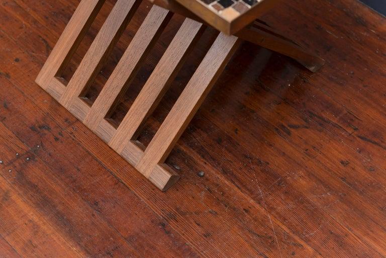 Dunbar X-Base Murano Tile-Top Table 6