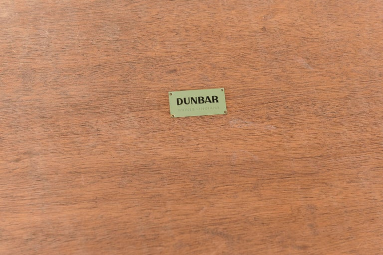 Dunbar X-Base Murano Tile-Top Table 7