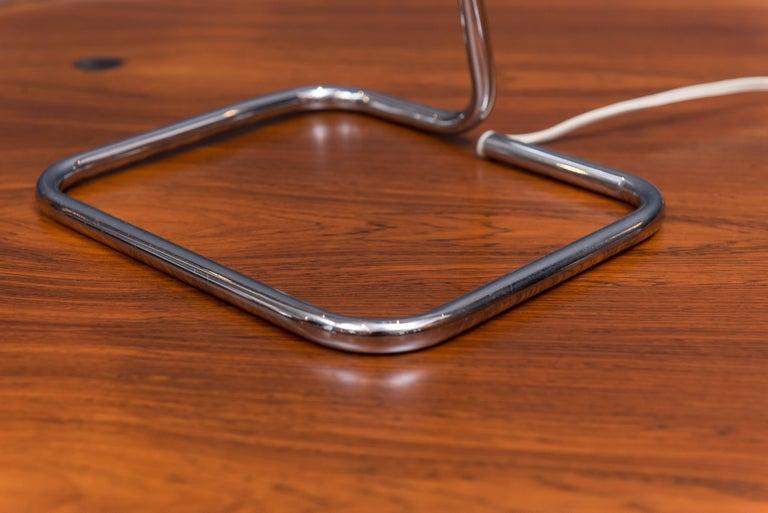 Mid-Century Modern Koch & Lowy Chrome Desk Lamp For Sale