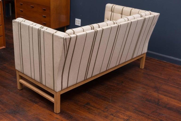 Late 20th Century Erik Ole Jørgensen Design Small Sofa For Sale