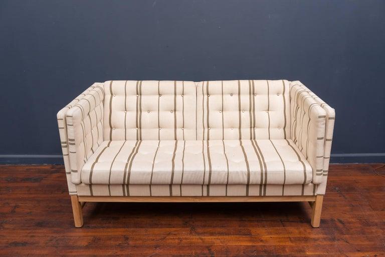 Erik Ole Jørgensen Design Small Sofa 8
