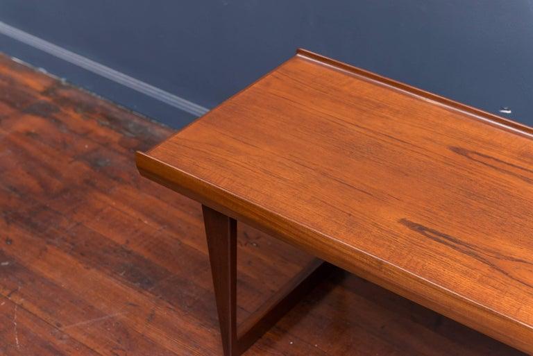 Danish Coffee Table by Lovig 2