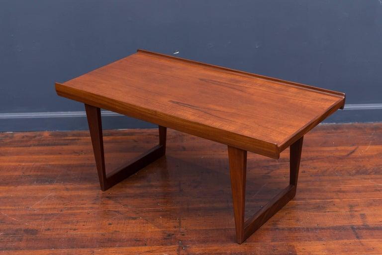 Danish Coffee Table by Lovig 3