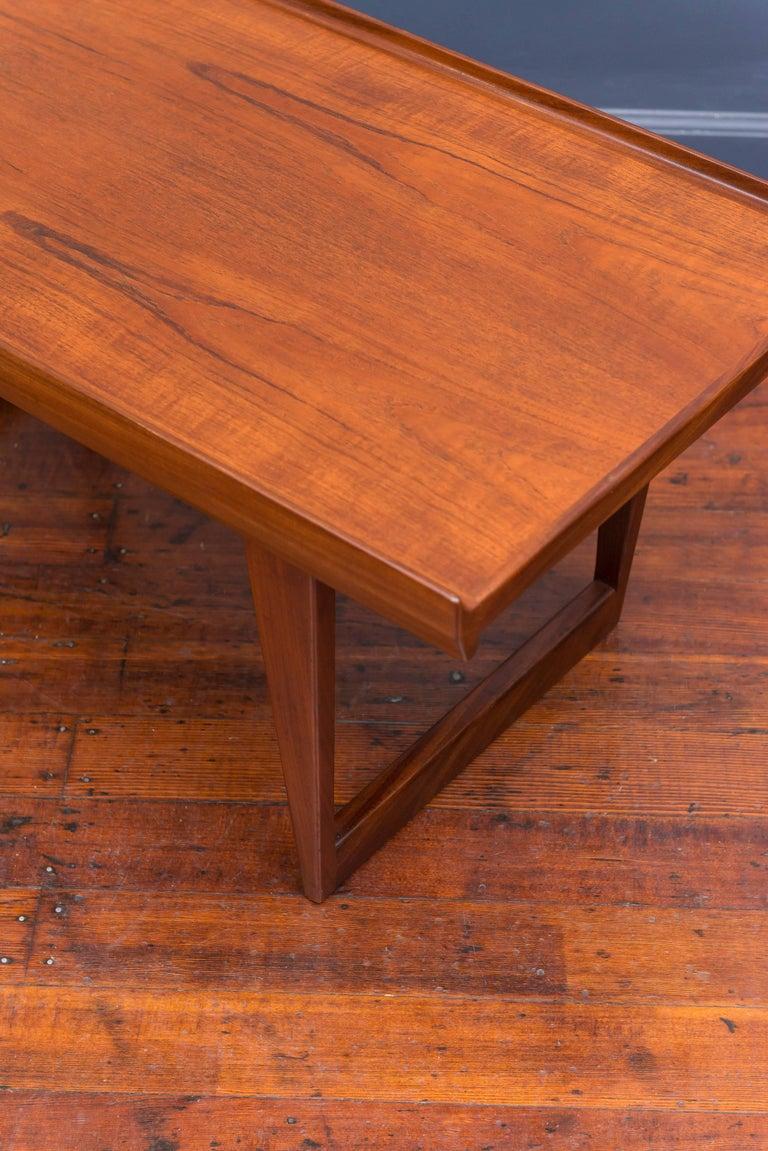 Danish Coffee Table by Lovig 4