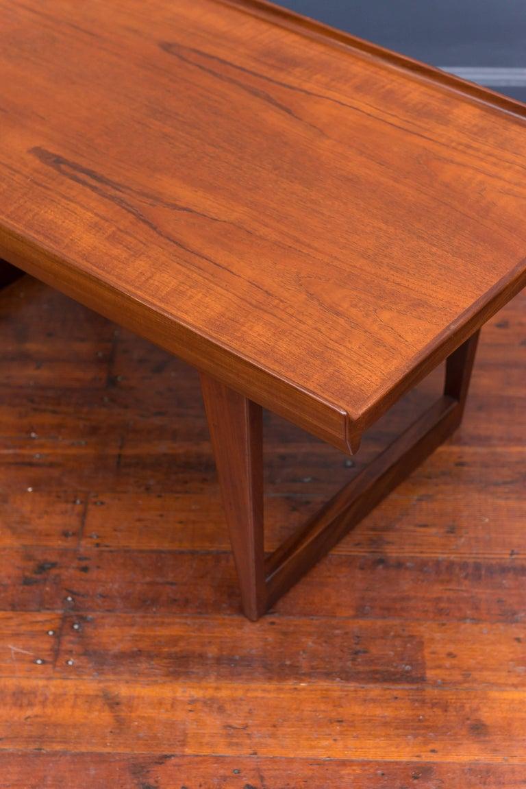Danish Coffee Table by Lovig 5