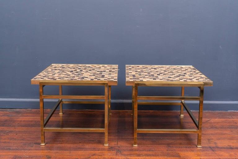 Dunbar Murano Tile Top Tables 3
