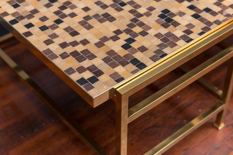 Dunbar Murano Tile Top Tables 6