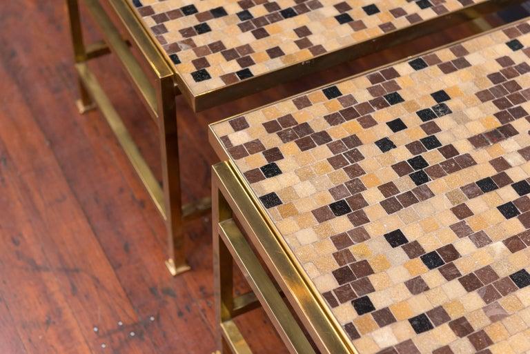 Dunbar Murano Tile Top Tables 7