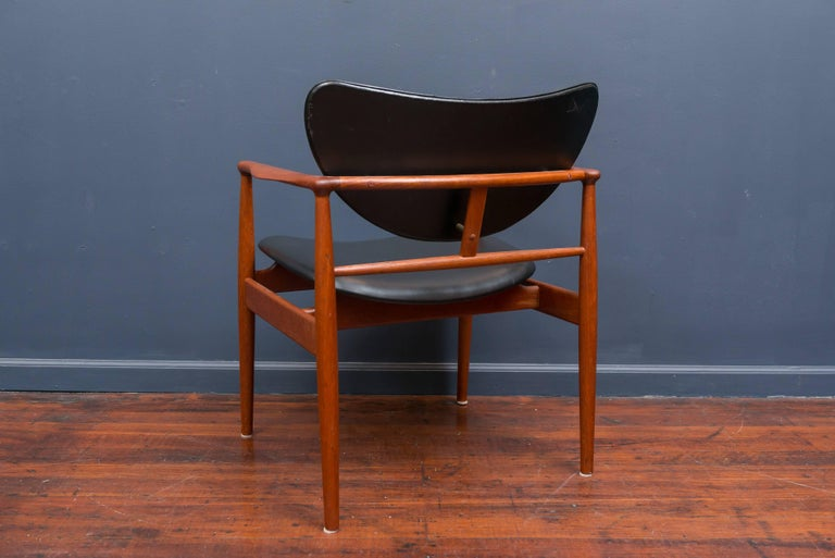 Finn Juhl NV 48 Chair for Niels Vodder For Sale 1
