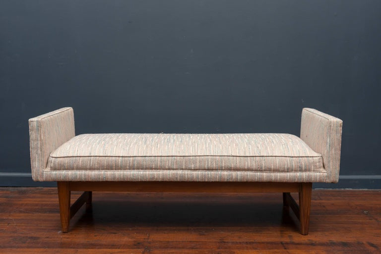 Mid-Century Modern Bench by Selig 2