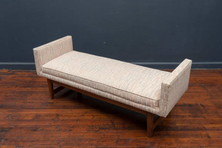 Mid-Century Modern Bench by Selig 3
