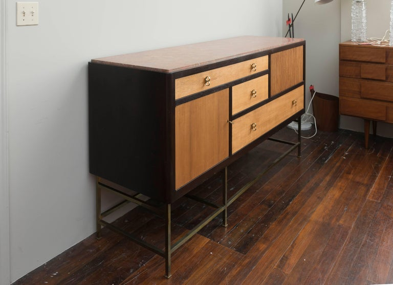 American Edward Wormley Credenza for Dunbar For Sale