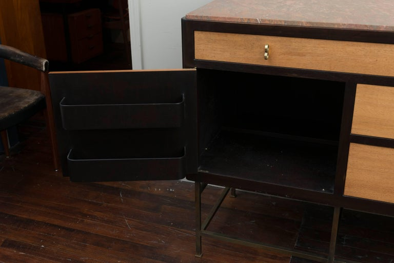 Edward Wormley Credenza for Dunbar For Sale 2