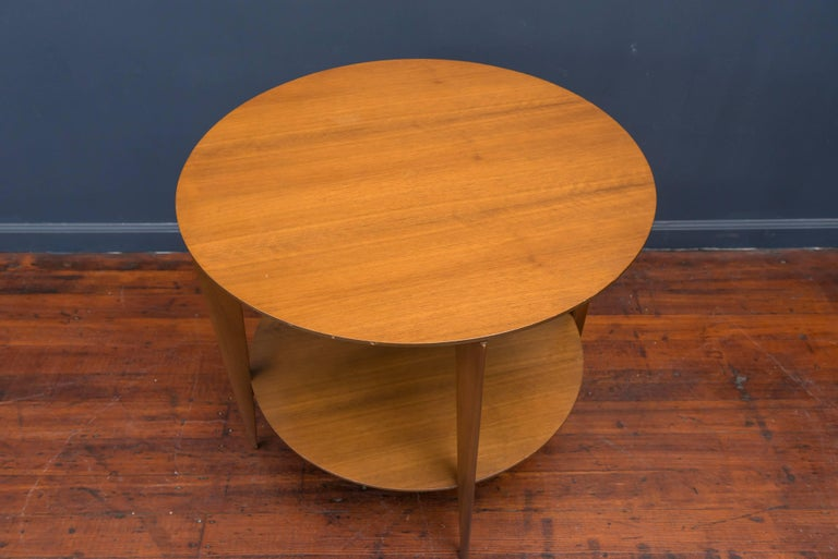 Gio Ponti Side Table for Singer & Sons 5
