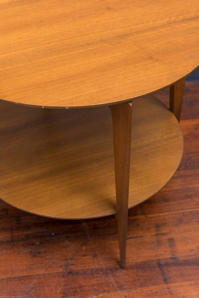 Gio Ponti Side Table for Singer & Sons 7