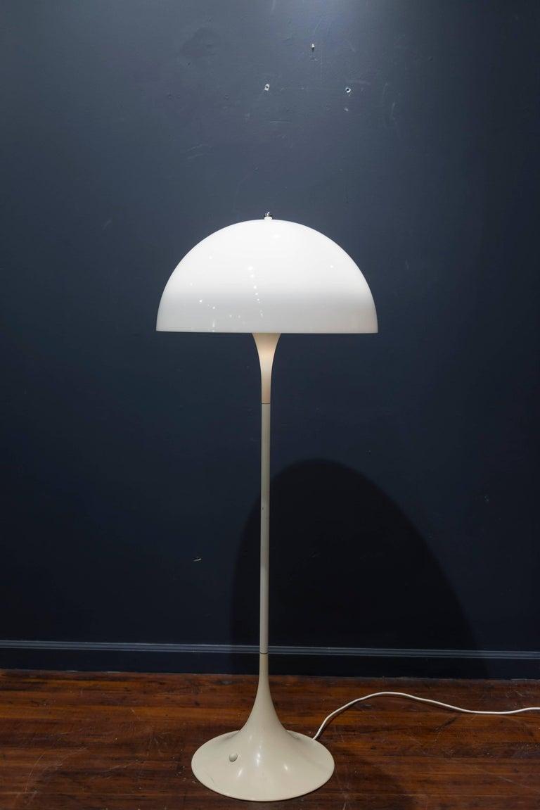 Verner Panton Panthella Floor Lamp 2