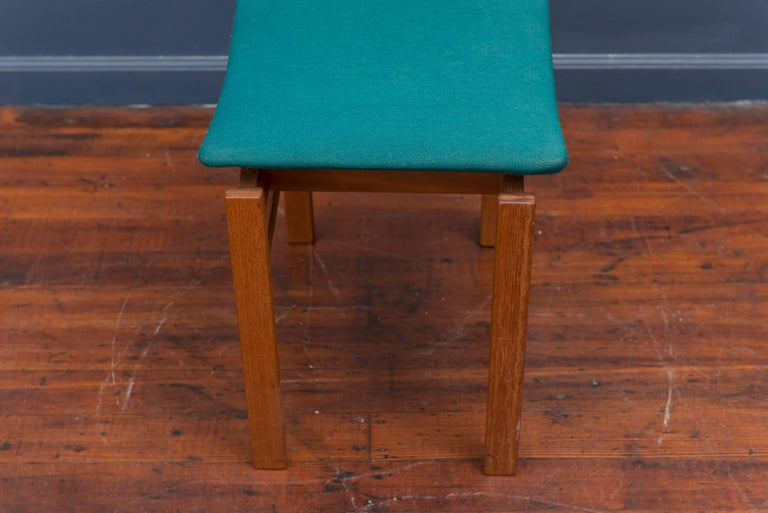 Mid-20th Century Danish Foot Stool For Sale