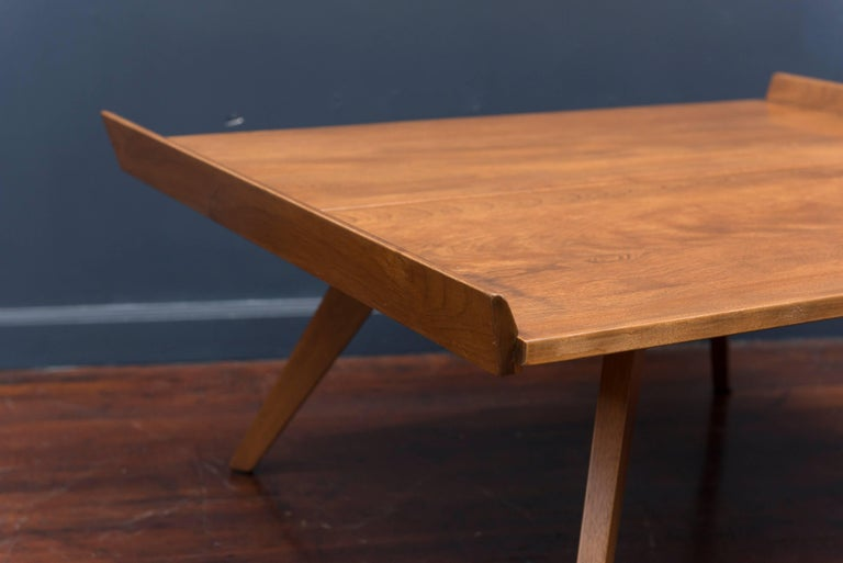 Mid-Century Modern George Nakashima M10 Coffee Table For Sale