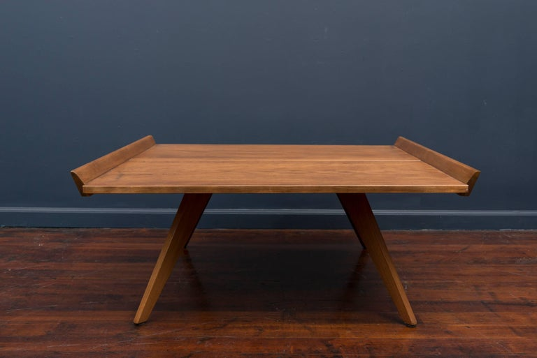 American George Nakashima M10 Coffee Table For Sale