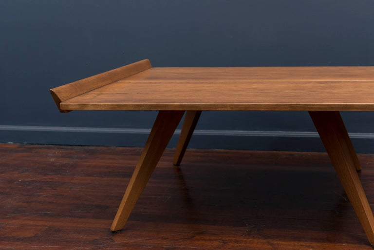George Nakashima M10 Coffee Table In Good Condition For Sale In San Francisco, CA