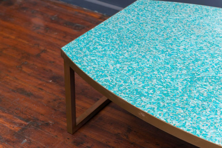 Mosaic Glass Coffee Tables For Sale 4