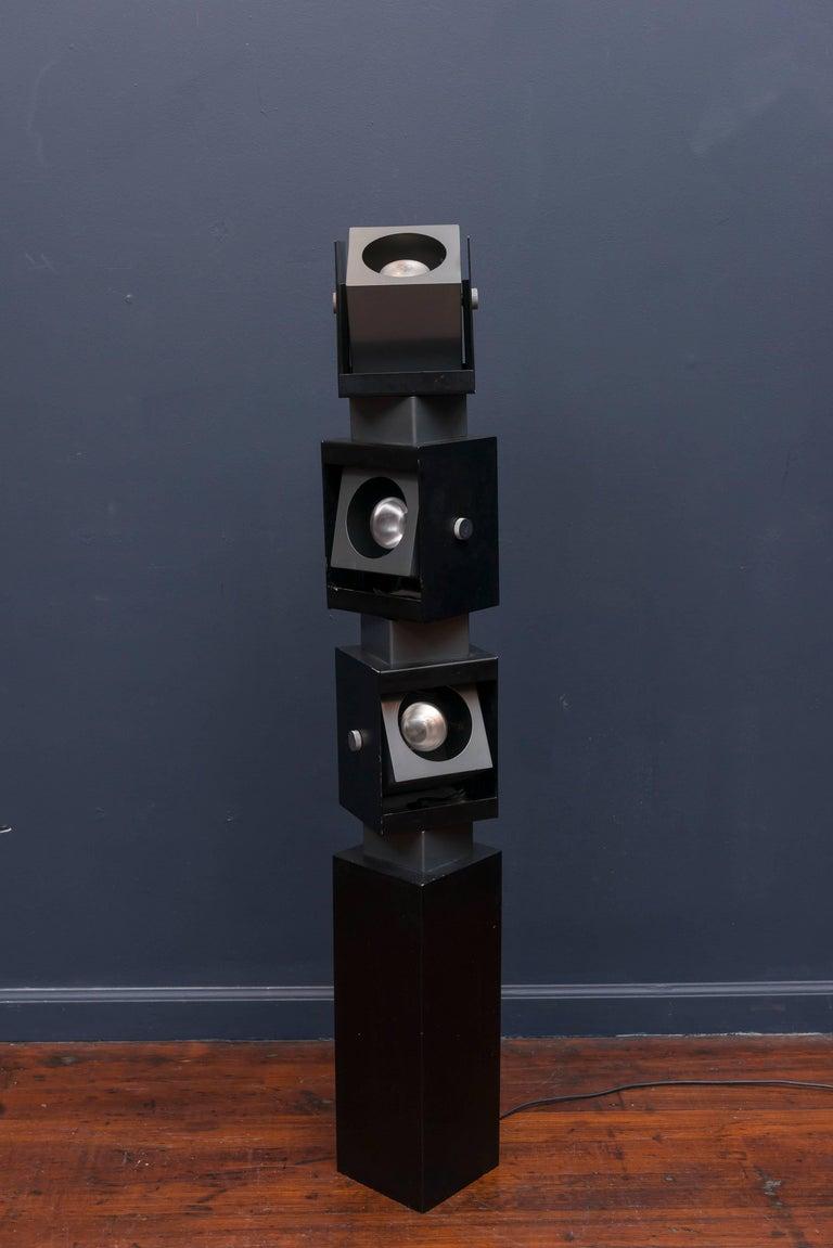 Mid-Century Modern Arteluce Floor Lamp For Sale