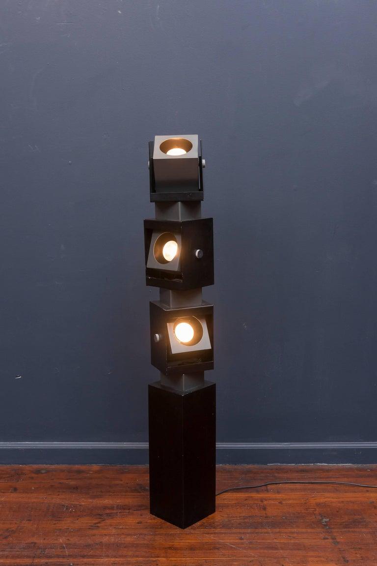 Italian Arteluce Floor Lamp For Sale