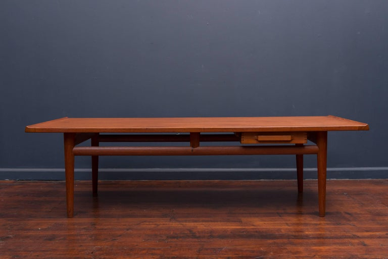 Danish Teak Coffee Table 2