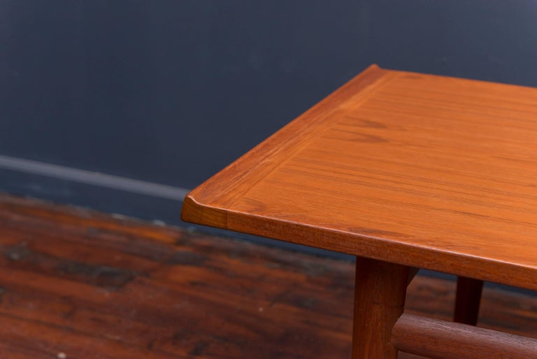 Danish Teak Coffee Table 3